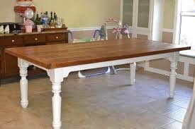 Masivni hrastov stol vrhunske izrade 220x100cm