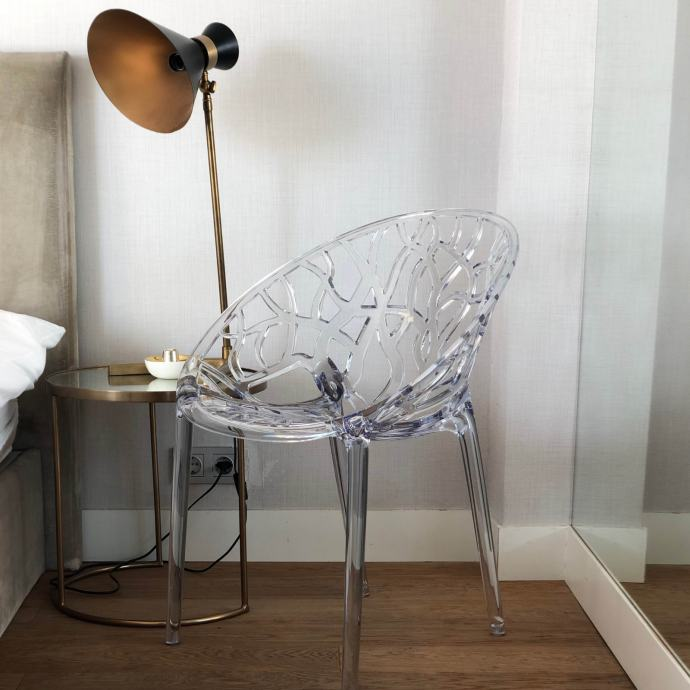 INDOOR & OUTDOOR • Stolice i barske stolice — VISOKI SJAJ • Na upit