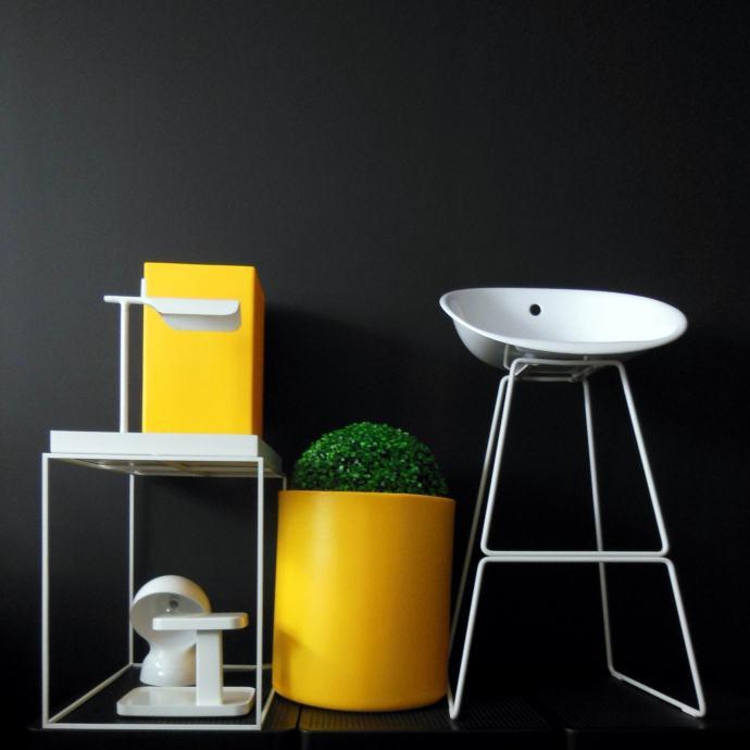 • SHOWROOM POPUST • Dizajnerske barske stolice — popust 50%