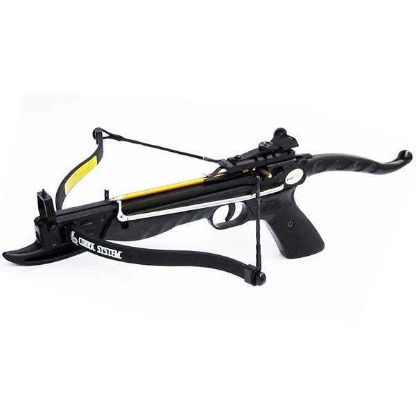Cobra aluminijski samostrel pištolj