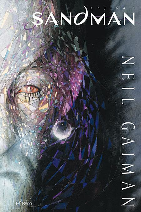 Neil Gaiman - Sandman, knjiga 1.