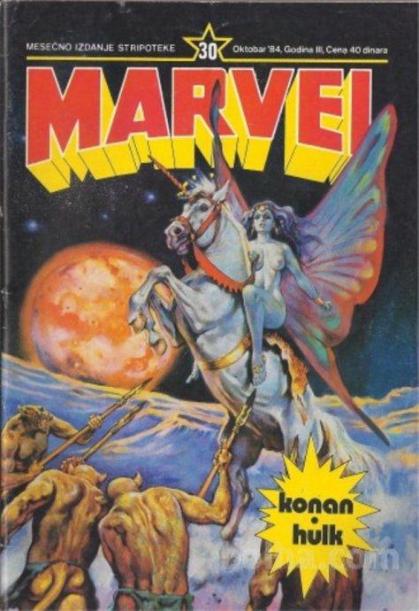 stari MARVEL stripovi  komplet za 70kn