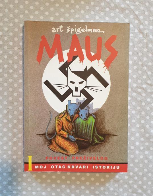 Maus strip Art Spiegelman's