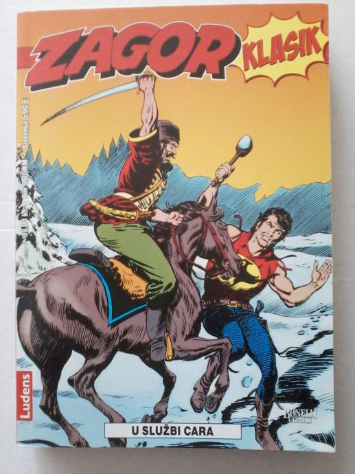 U službi cara - Zagor - www.stripovi.com - Prozor u svijet