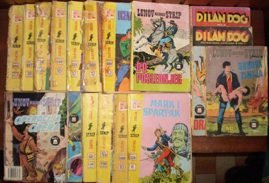 Posljednji Cangaceiro, Mister No, Stripovi, Bonelli, Bande desinee, manga, comics.
