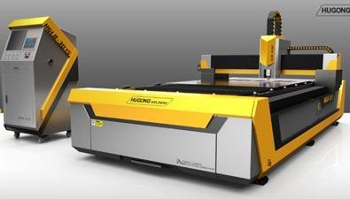 CNC LASER (FIBER) za rezanje metala 1kW