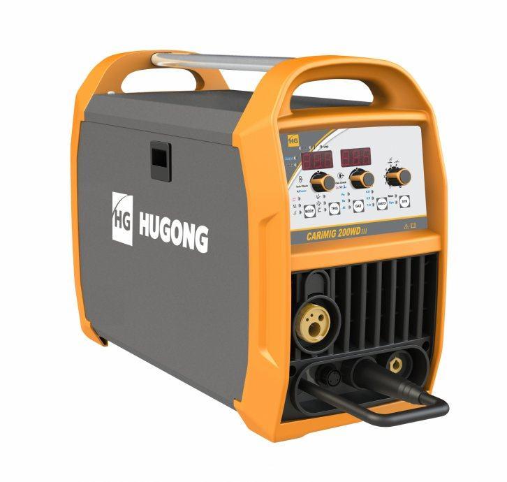 HUGONG aparat za varenje CARIMIG 200WD III - zavarivanje 200A CO2 TIG