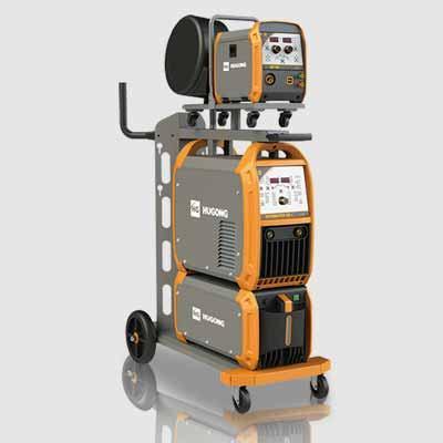 HUGONG aparat za varenje SUPERMATRIX 500 PULSE - zavarivanje 500A CO2