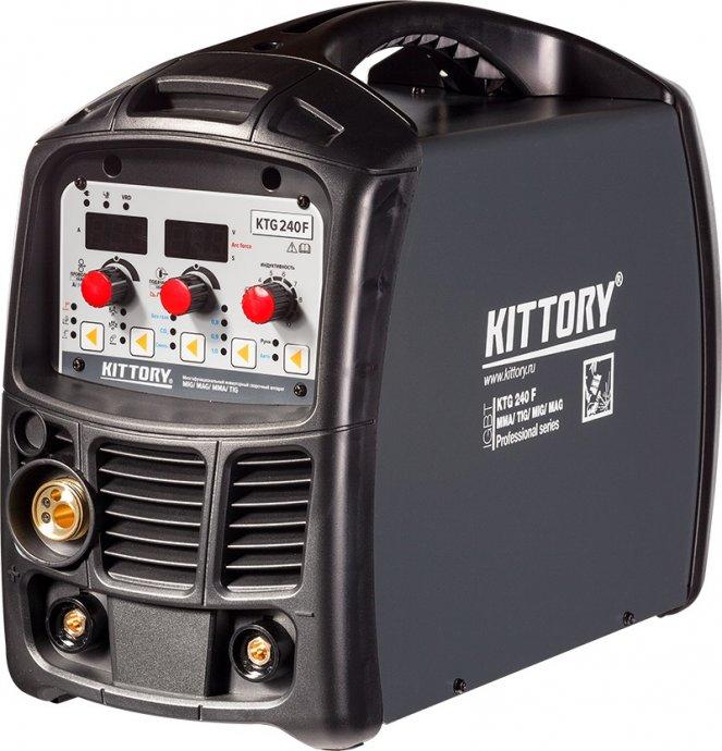 Poluautomatski aparat za varenje KTG 240 F - BESPLATNA DOSTAVA