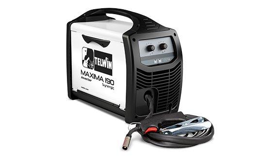 TELWIN aparat za zavarivanje MAXIMA 190 - varenje 180 A CO2 - AKCIJA