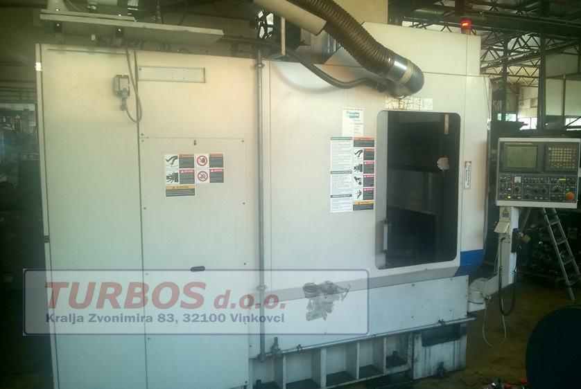 CNC obradni centar za 40 alata Daewoo VC400 sa Fanuc 21i-MB upravljanj