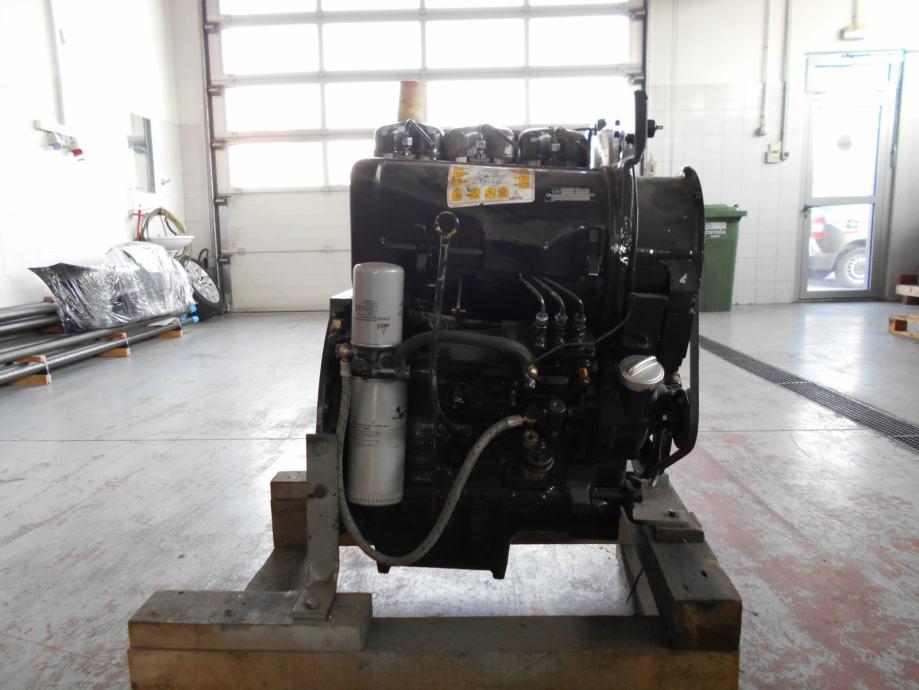 Motor DEUTZ Generalno uređeni F3L914