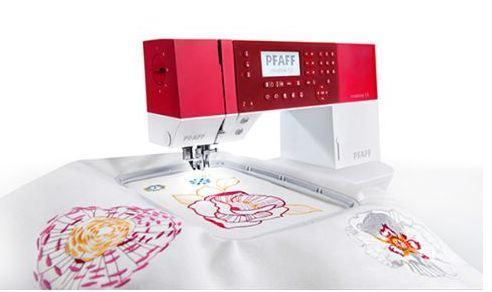 PFAFF - creative 1.5, stroj za šivanje i vezenje