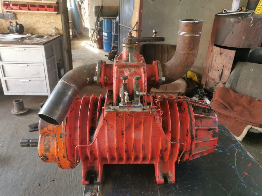 Vakum pumpe za cisterne