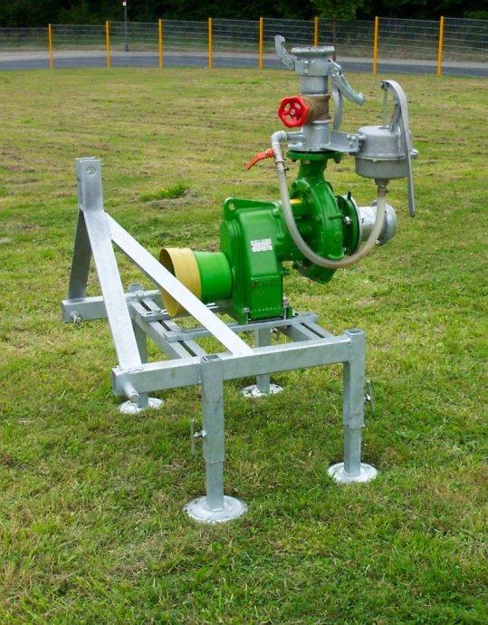 Kardanska pumpa za vodu - navodnjavanje - NOVO- 1750 litara/11,6 bara