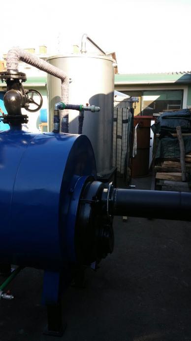 Destilerija za smilje 1650 litara