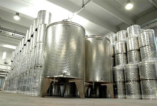 Inox bačve za vino ulje med rakiju sokove i pivski fermentori za pivo