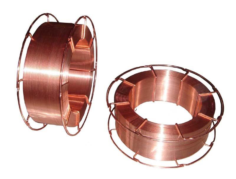 Žica za zavarivanje (varenje) CO2 MIG/MAG 0.8mm, 1.0mm, 1.2mm