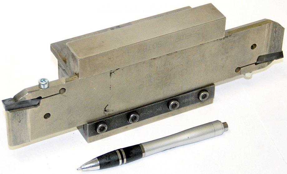 Tokarski nož - ISCAR CUT GRIP CGHN 53-8D sa nosačem SGTBK 40-9