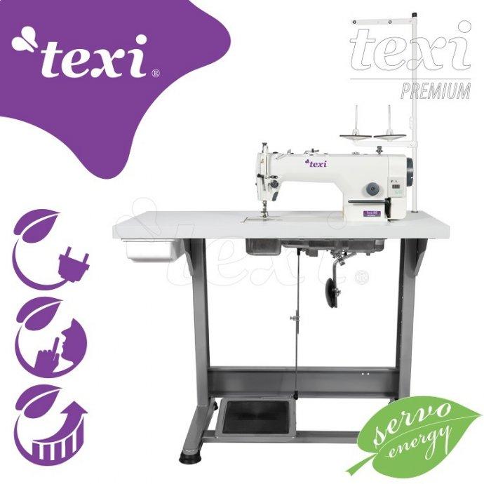 TEXI TRONIC One Premium Šivaći stroj Šivaća mašina Šteperica