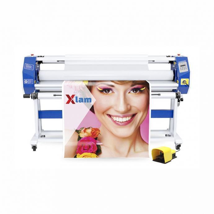 XLAM 1600 Cold&Hot laminator