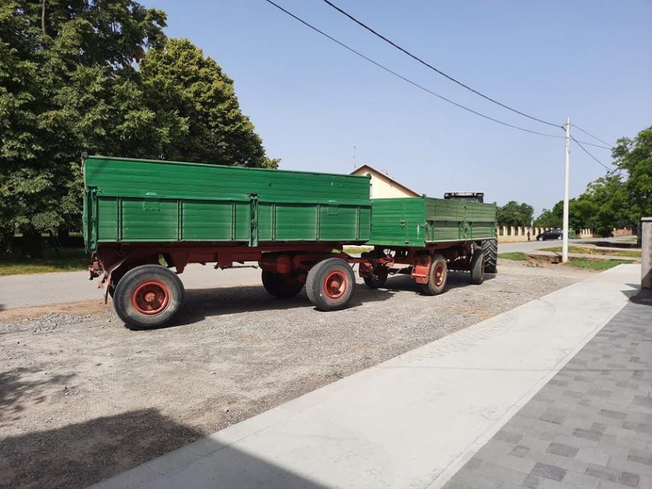 kamionske prikolice 10 , 15 tona