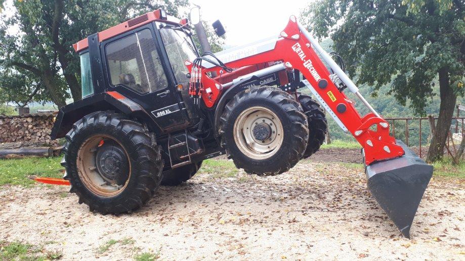Utovarivač utovarivac za traktor Metal-Technik Tytan TOP CIJENA!