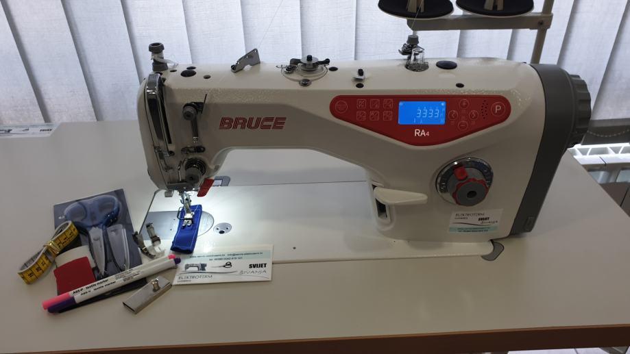 Bruce industrijski stroj za šivanje - model R4