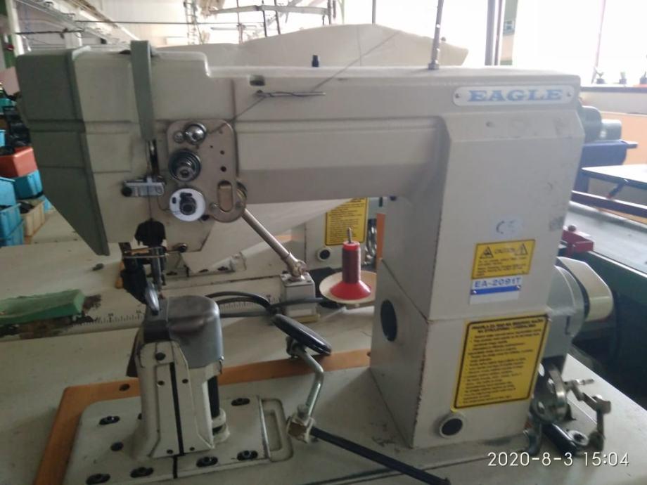 strojevi za šivanje kožne obuće