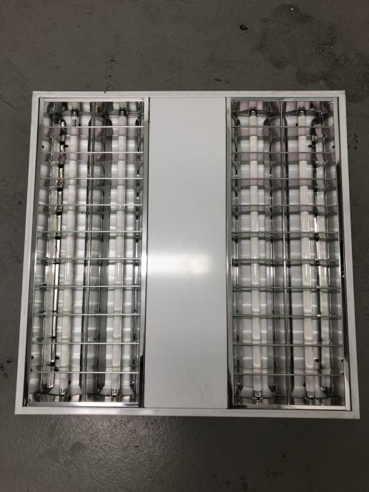 Neonske lampe 60 x 60cm, 4 x 14W, 40 KOM
