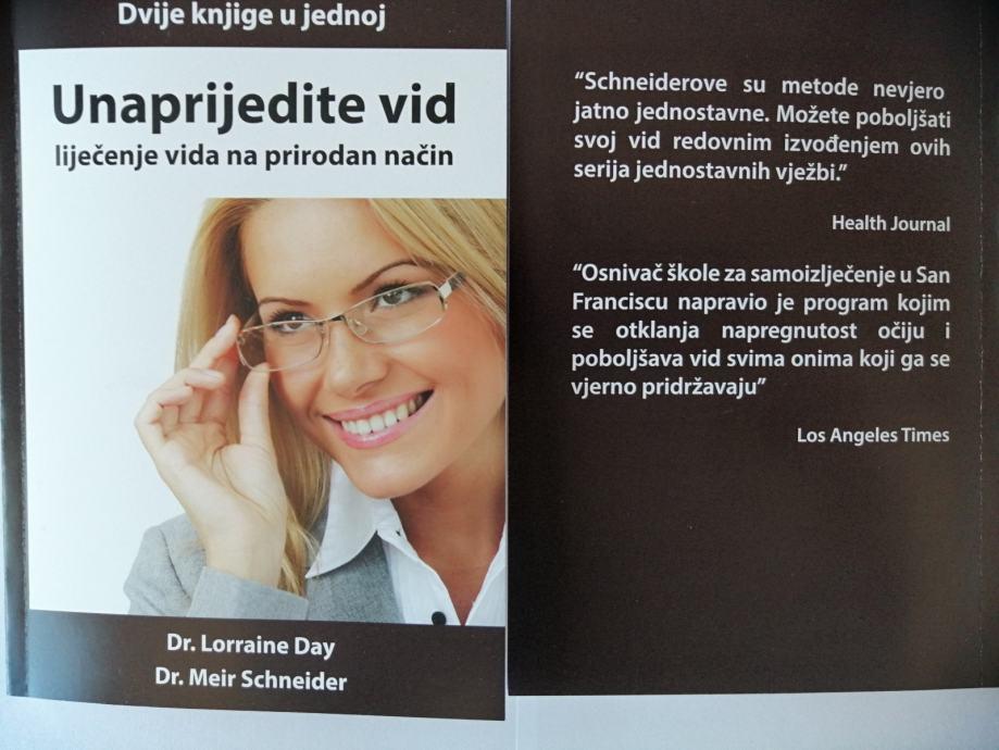 Dr.Lorin Dey -Dr. Meir Schnider -Liječenje vida na prirodan način