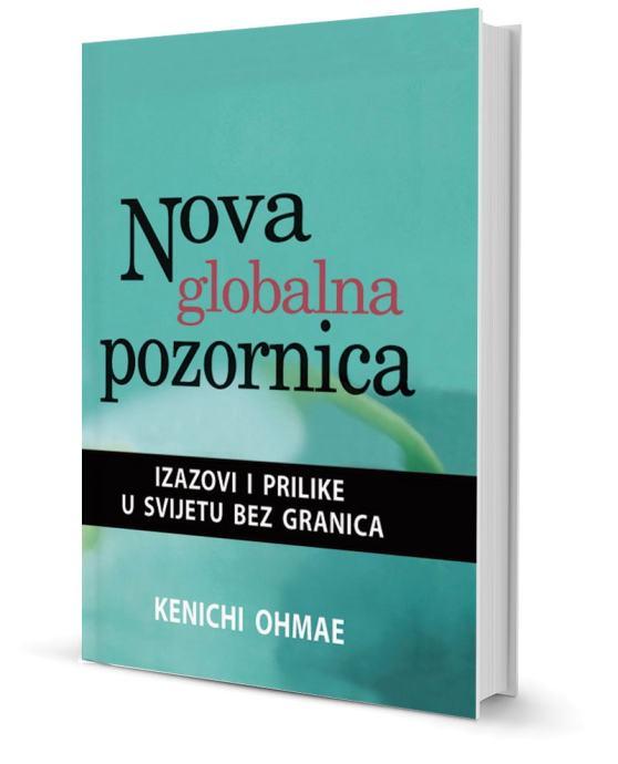 Nova globalna pozornica  -  K. Ohmae 60 % sniženo