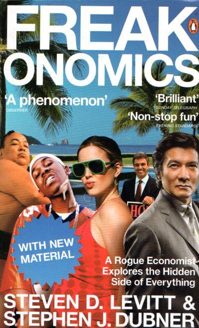 [Freakonomics: A Rogue Economist Explores]   C-SPAN.org