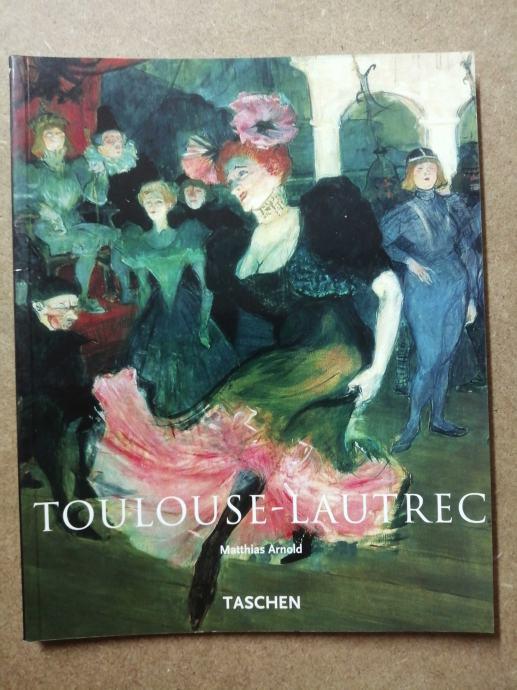 Matthias Arnold – Henri de Toulouse-Lautrec 1864. – 1901. (S22)