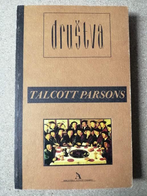 Talcott Parsons – Društva