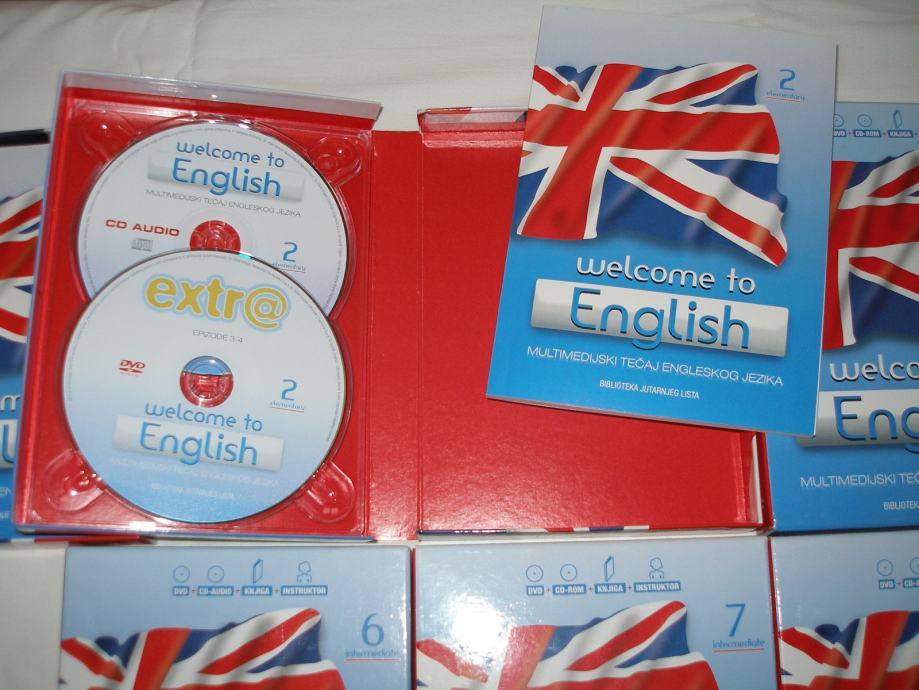 Učenje engleskog jezika uz slušanje glazbe