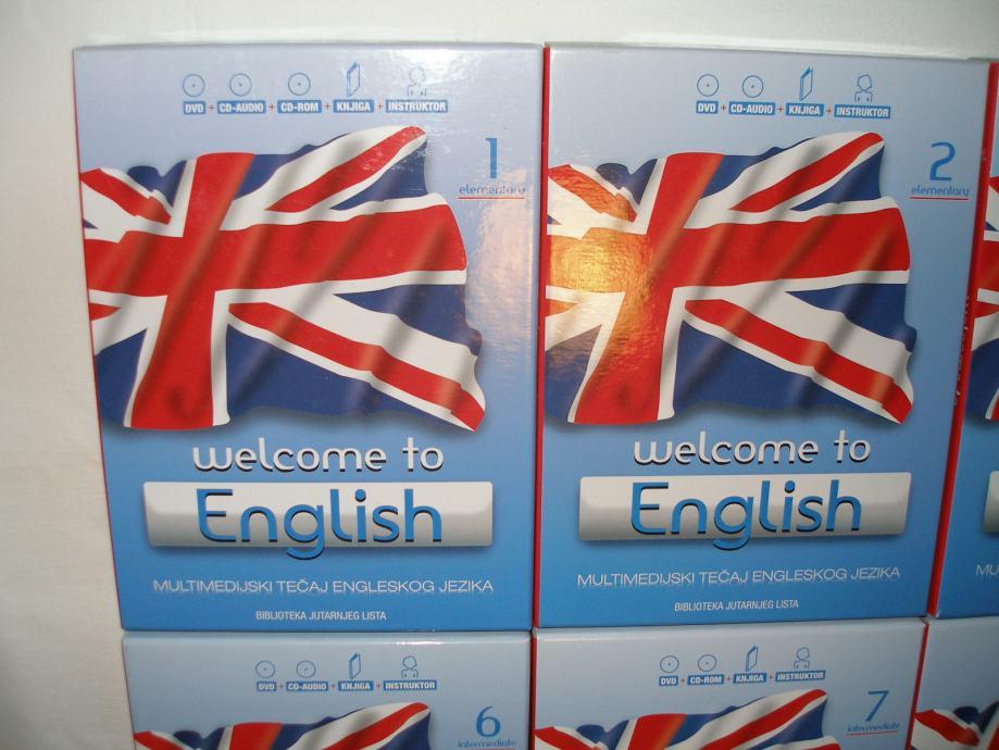 Tečajevi engleskog i njemačkog jezika za samostalno učenje
