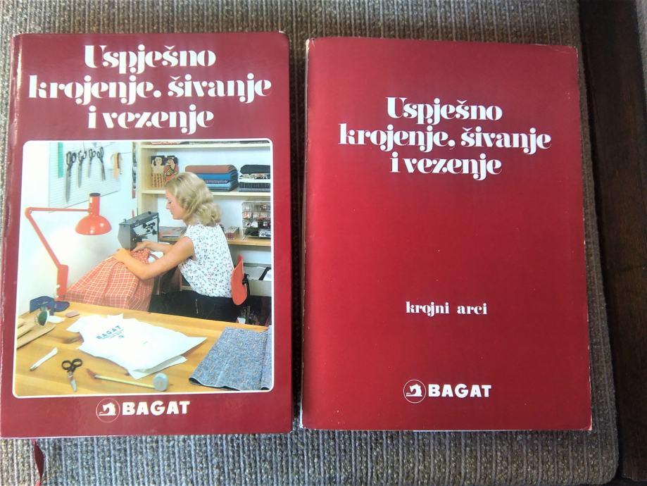 Uspješno krojenje, šivanje i vezenje (BAGAT)
