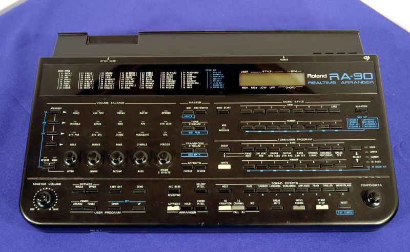 modul roland ra90 za midi harmoniku ili klavijaturu