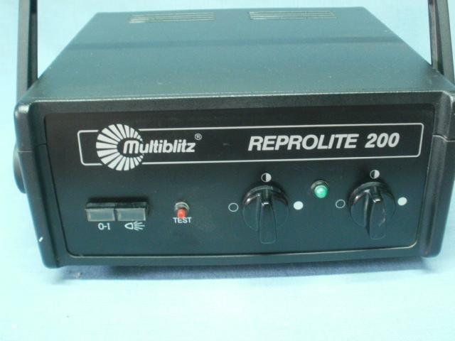 MULTIBLITZ REPROLITE 200