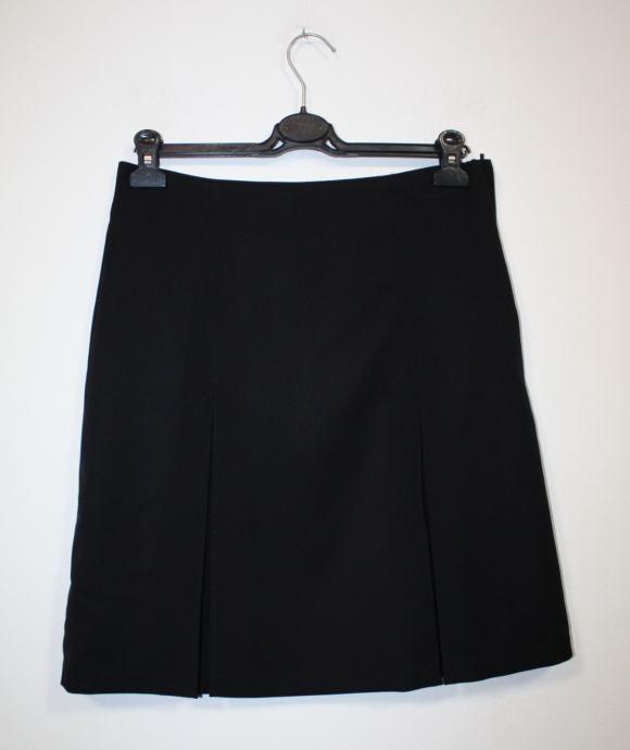H&M suknja crne boje - vel. 38
