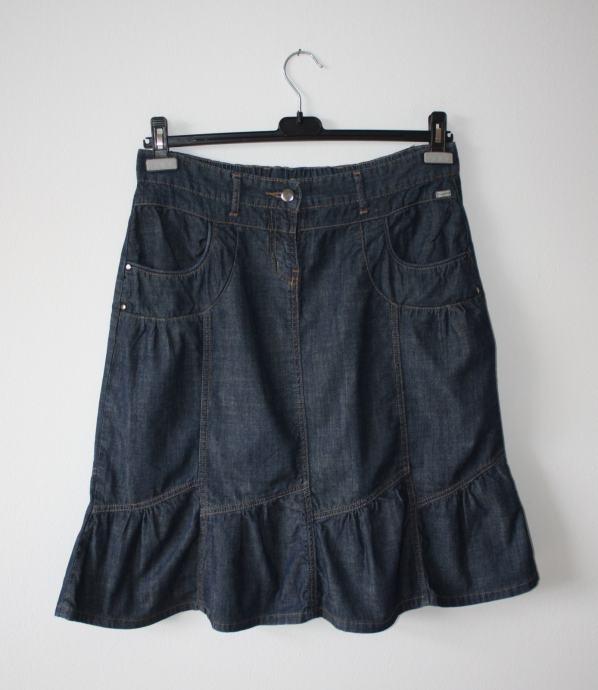 Inspire traper suknja plave boje - vel. 42/L