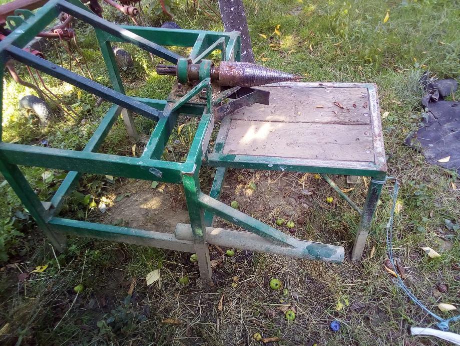 Kalac za drva svrdlo