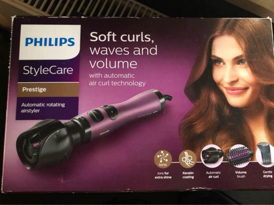Philips sušilo i uvijač za kosu