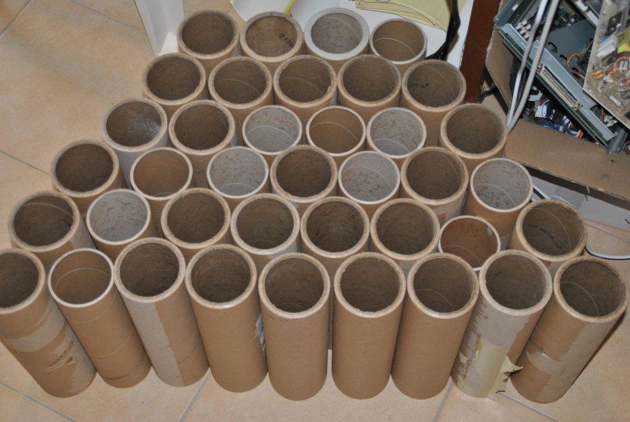 Kartonski tuljci - kartonske cijevi