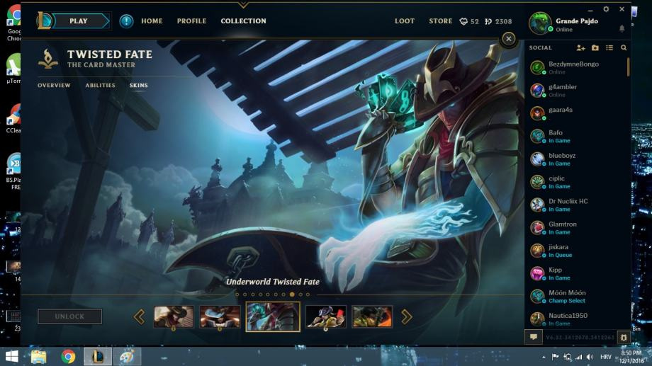 league of legends how to delete account