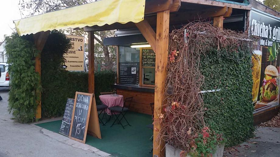 Prodajem Uhodani Posao Fast Food Zagreb Rudes