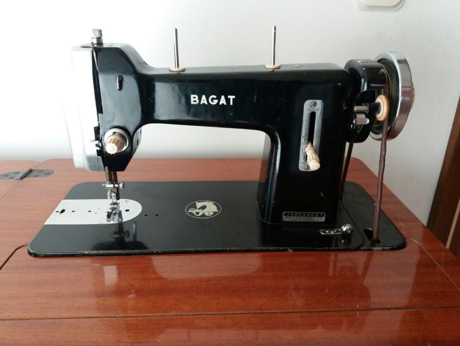 Šivaća mašina Bagat