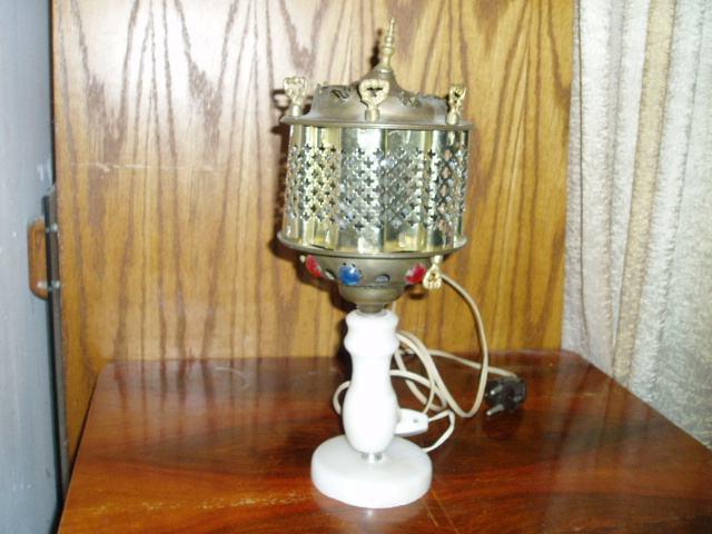 STOLNA LAMPA 15 X 35 CM