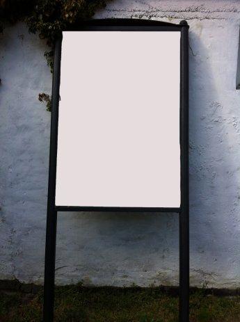 Svjetleća reklama - panel